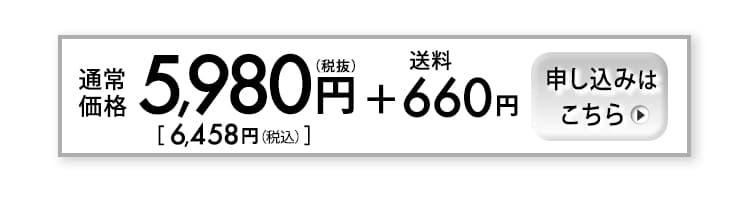 単品 5980円